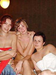 Sauna, Voyeur, Public nudity, Public