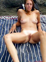 Teen nude, Holiday