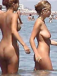 Nudists, Beach, Nudist beach, Nudist