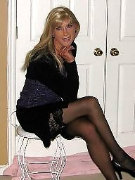 Mature stocking, Stockings, Stocking milf, Housewives