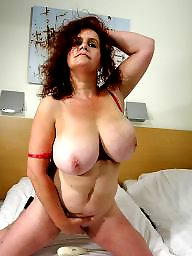 Grandmother, Mature boobs, Old, Old mature