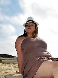 Bbw beach, Vanessa, Beach bbw