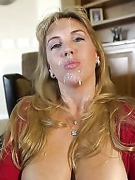 Mature tits, Mature wife