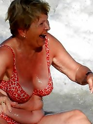 Granny beach, Granny boobs, Granny big boobs, Bbw beach, Beach granny, Milf beach