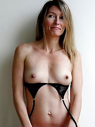 Mature nipples, Older