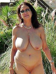 nipple mature milf