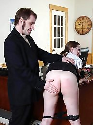 Office, Spanking
