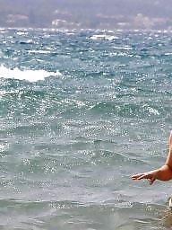 Topless, Teen topless, Topless beach, Teen beach, Beach voyeur, Beach teen