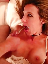 Facials, Sexy milf, Wife facial, Facial, Amateur milf, Amateur facials