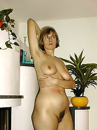 Mature hairy, Hairy mature, Amateur mature