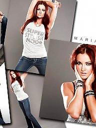 Maria v, Maria m, Maria k, Maria b, Maria