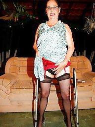 Mature stocking, Sexy mature, Mature stockings