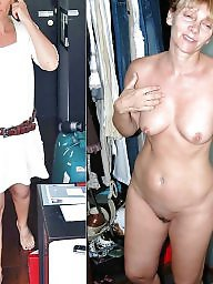 Mature dressed undressed, Dressed, Undressed, Dressing, Mature dress, Mature dressed