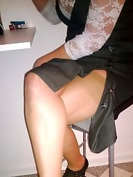 See through, Stocking milf, Wife stockings, Milf tits, Through, Wife