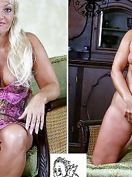 Milf dressed undressed, Mature dressed undressed, Dressed, Dressing, Dress