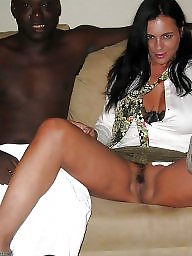 Black cock, Whore, Whores, Black milf, Milf interracial