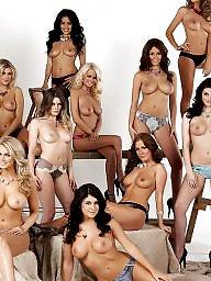Kız grubu 9, Kız grubu 8, Grup kızlar 3, Grup kızlar 2, Cıplak kızlar 1, Grup kızlar