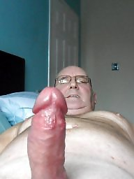 Fat, Fat mature, Monster, Monster cock