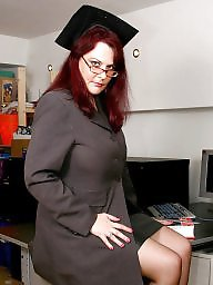 Bbw stockings, Office