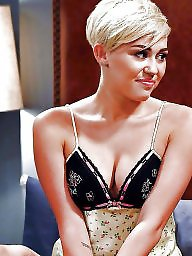 Teens, Miley cyrus, Blonde