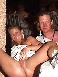 Public milf, Couple, Couples, Public