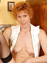 Shapely, Shaved, Hairy mature
