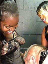 Ebony femdom, Black femdom, Nasty