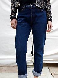 Voyeur jeans, Teens jeans, Teen in jeans, Levy, Jeans voyeur, Jeans teens