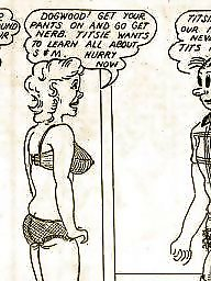 Cartoon bdsm, Vintage cartoons, Vintage bdsm, Submissive, Bdsm cartoons, Cartoon