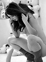 Meisje naakt