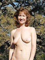 Outdoors, Milf public, Public, Public milf, Outdoor, Public nudity
