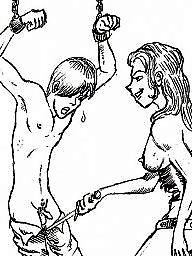 Femdom cartoon, Bdsm cartoons, Bdsm art, Femdom art, Art, Bdsm cartoon