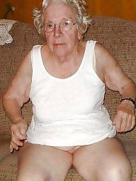 Granny, Granny blowjob