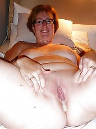 Mature hairy, Shaved mature, Hairy mature