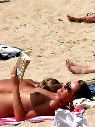 Beach voyeur, Beach teen