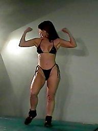 Wrestling, Strap on