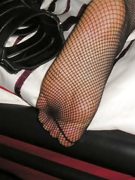 Feet, Fishnet