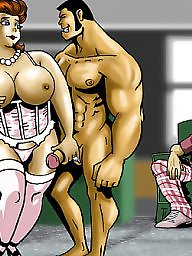 Cuckold, Cuckold cartoon, Cuckold cartoons, Cuckolds, Cartoon cuckold, Cartoon