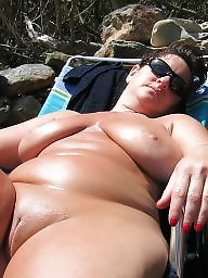 nude Candid outdoor