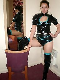 Amateur latex, Amateur boots, Pvc, Boots, Latex amateur, Milf boots