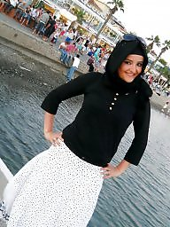 Turkish, Hijab, Muslim, Turbanli, Arab, Turban