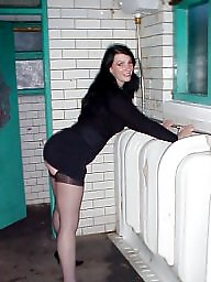 Public slut, Public milf, Toilet, Milf public, Public stockings, Milf slut