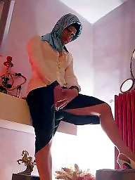 Hijab, Amateur stockings, Turkish hijab, Turbanli, Turkish, Turban