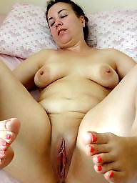 Belly, Housewife, Fat, Chubby mature