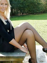 Leg, Leggings, Mature legs, Milf leggings