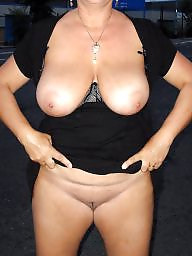Flashing, Wife, Public, Flash