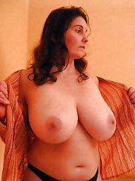 Mature big tits, Granny tits, Granny