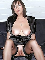 British, British milf, Dirty, Milf flashing