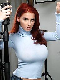 Redhead milf big boobs, Redhead german, Redhead busty, Milf german, German redhead, German boobs