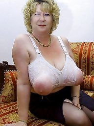 Big bellies mature women